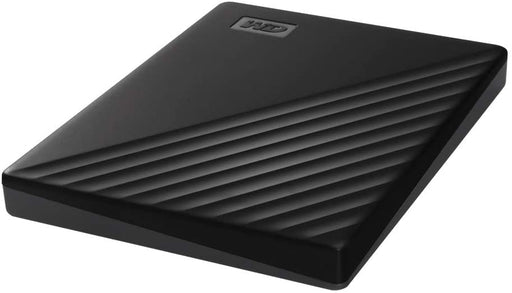 External Hard Disk - WD My Passport Portable External HDD, Black 1TB. 2TB, 4TB & 5TB