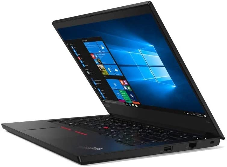 "Lenovo ThinkPad E14 Business Laptop, Core i5-10210U 8GB 1TB HDD Intel HD Graphics 14"" FHD, HD CAM BT DOS - Black"