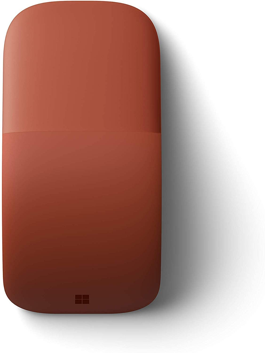 Microsoft CZV-00082 Light and Ready Surface Arc Mouse - Poppy Red Color
