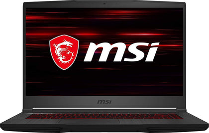 MSI GF65 Thin Gaming Laptop - 15.6