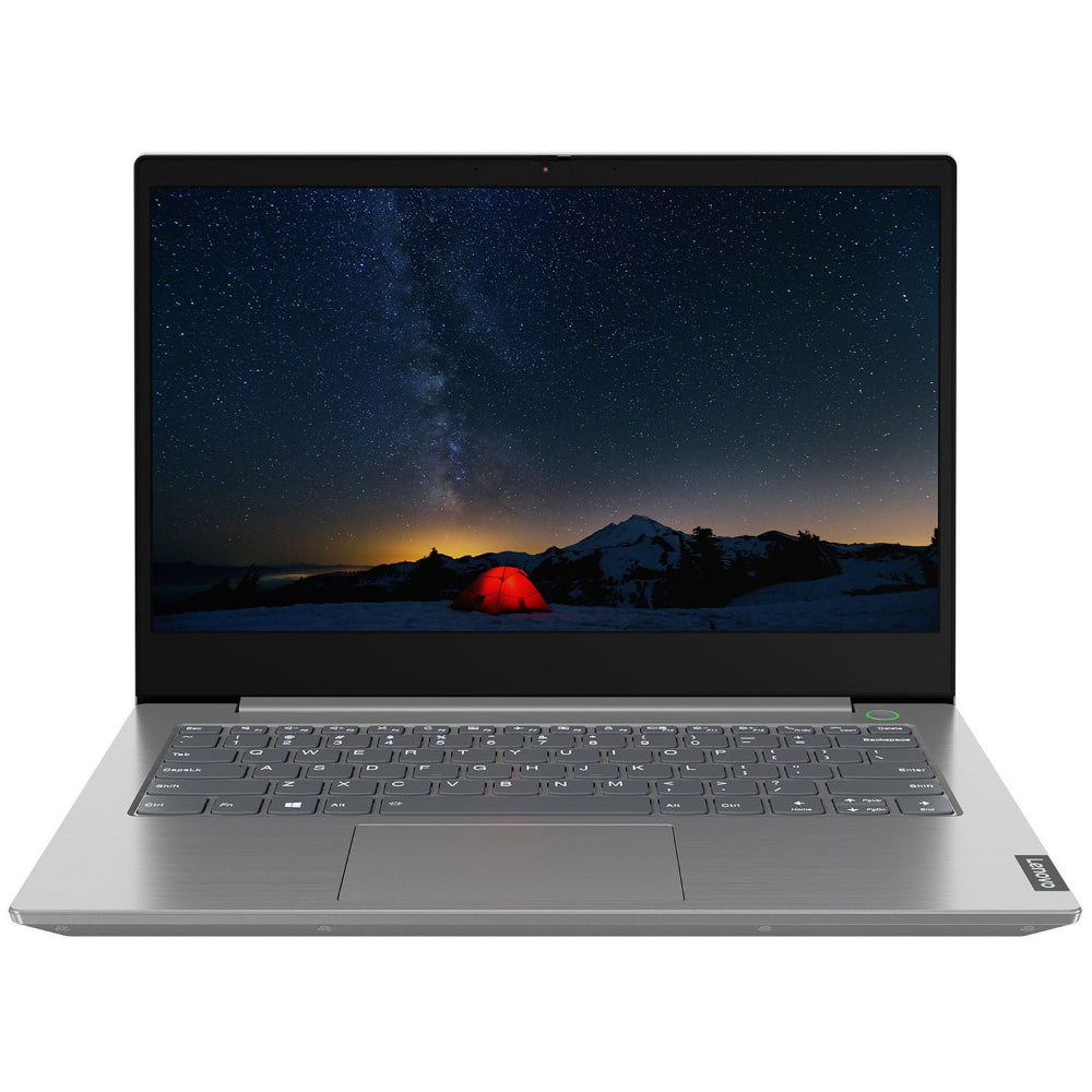 Lenovo ThinkBook 14 IIL Laptop - Intel Core i7-1065G7, 16GB RAM, 512GB SSD, Intel Iris Plus Graphics, Windows 10 Pro - Grey
