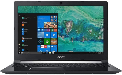 "Acer Aspire 7 Gaming Laptop - 15.6"" FHD, Core I7-8750H, 8GB RAM, 256GB SSD, GTX 1050Ti 4GB - Windows 10 Home"