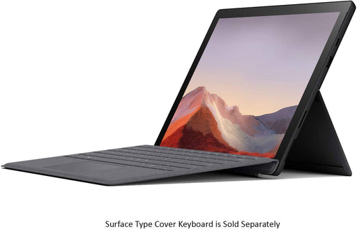 "Microsoft Surface Pro 7 – 12.3"" Core i7, 16GB RAM, 512GB SSD, (PVU-00020), Windows 10 Pro - Black"