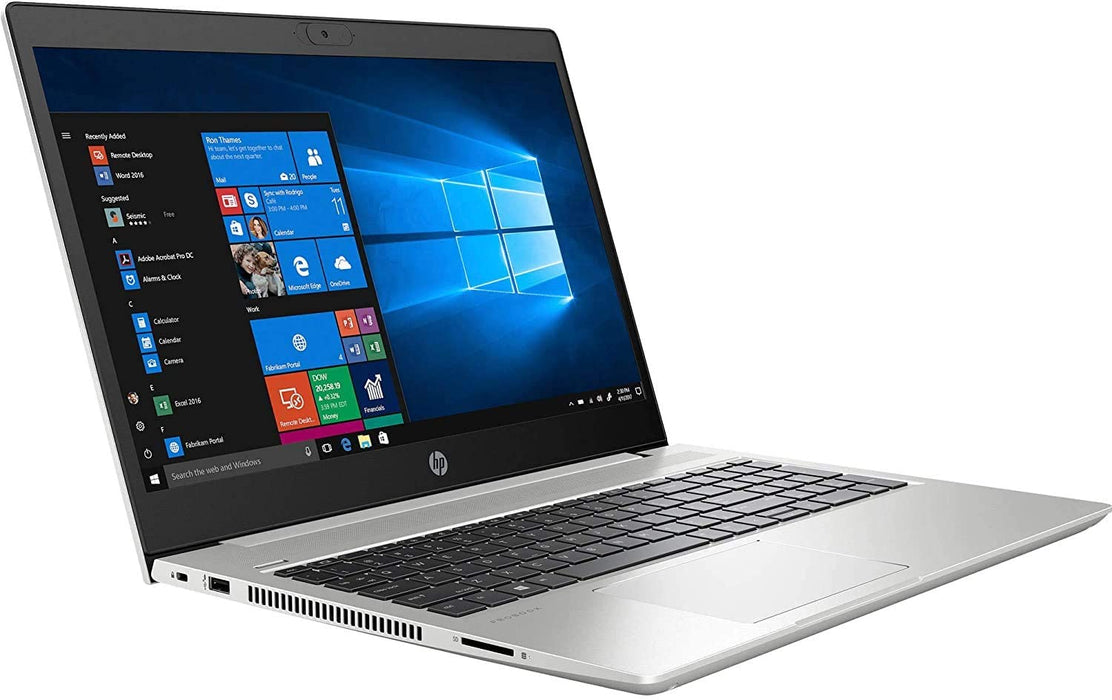 "HP ProBook 450 G7 - Core i5-10210U, 8GB RAM, 1TB HDD, NVIDIA GeForce MX130 2GB DDR5, 15.6"" HD Display, DOS - Silver"