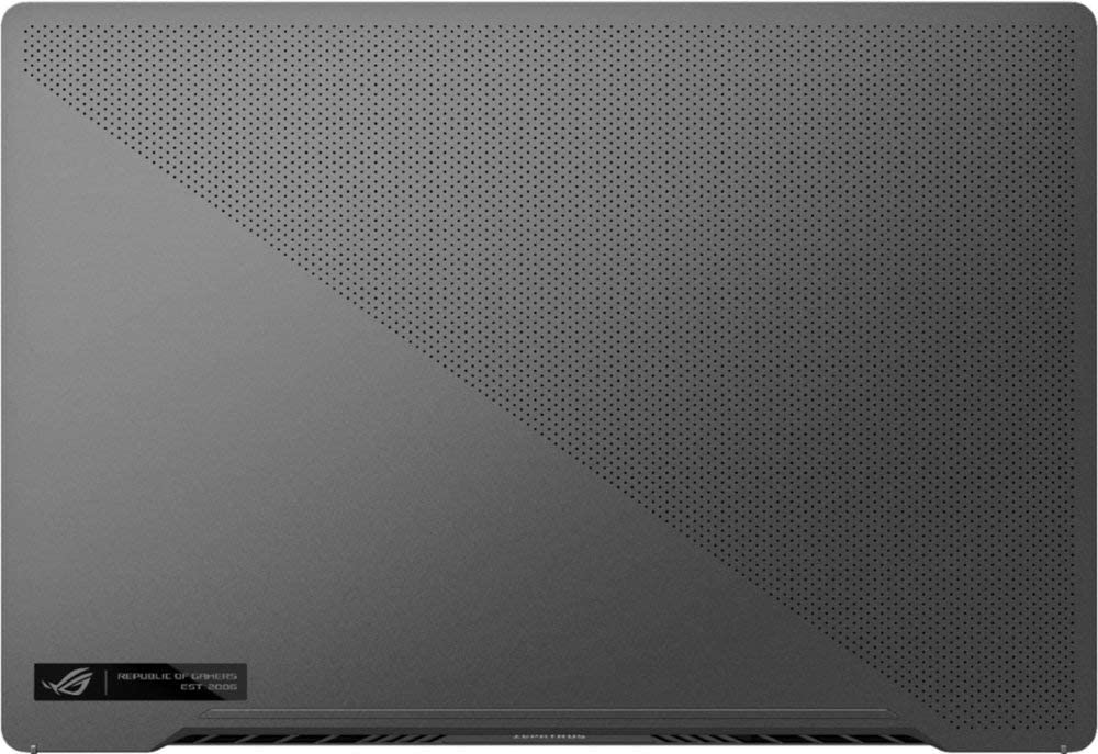 ASUS ROG Zephyrus G14 - AMD Ryzen 7 4800HS, 8GB RAM, 512GB SSD, VR Ready, 4GB NVIDIA GeForce GTX 1650, Windows 10 - Eclipse Gray