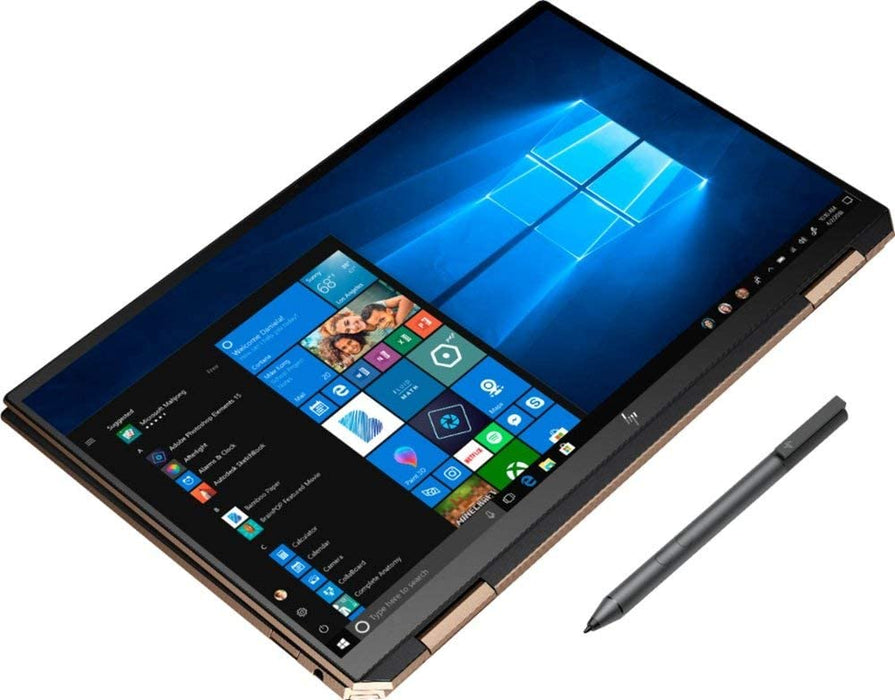 "Spectre x360 13.3"" 2 in 1 Convertible Touchscreen Laptop, 4K OLED Ultra HD, 10th Gen i7-1065G7, 1TB SSD