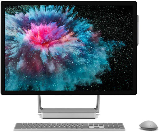 "Microsoft 28"" Touch Surface Studio 2 LCD All-in-One Desktop PC - Intel i7-7820 HQ 2.9 GHz, 32GB RAM, 2TB SSD, NVIDIA GeForce GTX 1070, Windows 10 Pro"