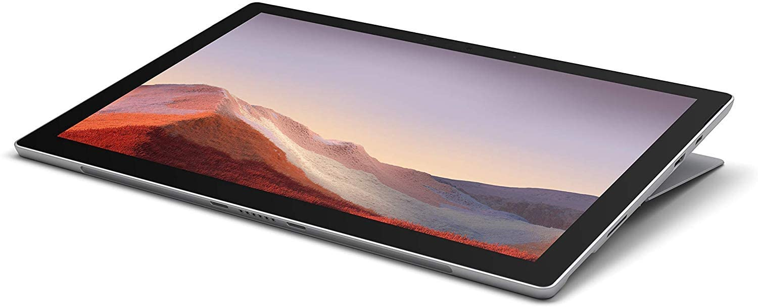Microsoft Surface Pro 7 Bundle - 12.3