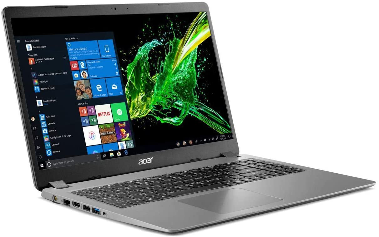 Acer Aspire 3 Laptop - 15.6
