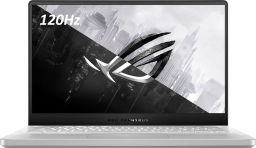 "ASUS ROG Zephyrus G14 14"" Gaming Laptop - AMD Ryzen 9, 120Hz, 16GB RAM, 1TB SSD, NVIDIA GeForce RTX 2060 Max-Q, Windows 10 - Moonlight White"