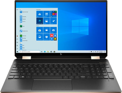 HP Spectre 4K Touchscreen Laptop - 15.5