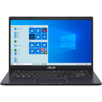 Asus E410MA-202 Blue Laptop - 14