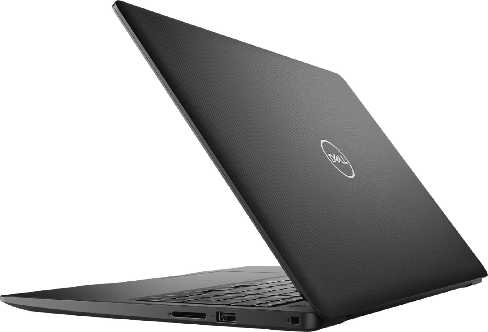 "Dell Inspiron 15 i3593 Touchscreen Laptop - 15.6"" HD Intel Core i7-1065G7, 12GB RAM, 512GB SSD, Windows 10, i3593-7644BLK - Black"