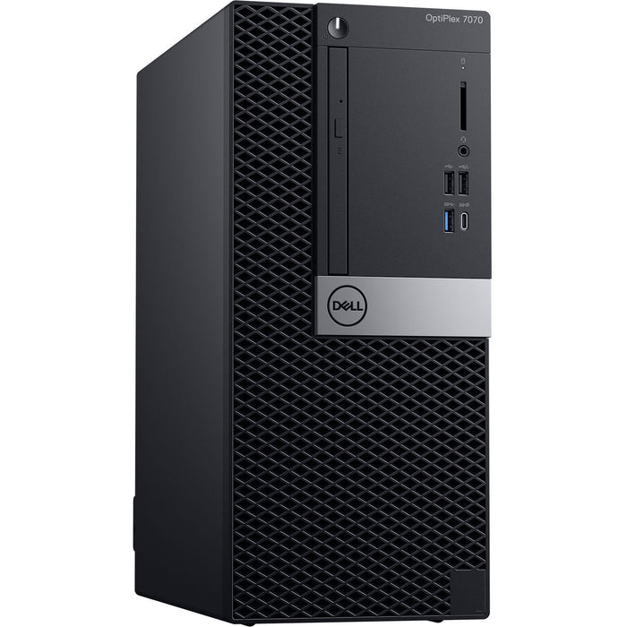 Dell OptiPlex 7070 Mini Tower, Intel® Core™ i5-9500, 4GB, 1TB, DVD-RW , Ubuntu Linux