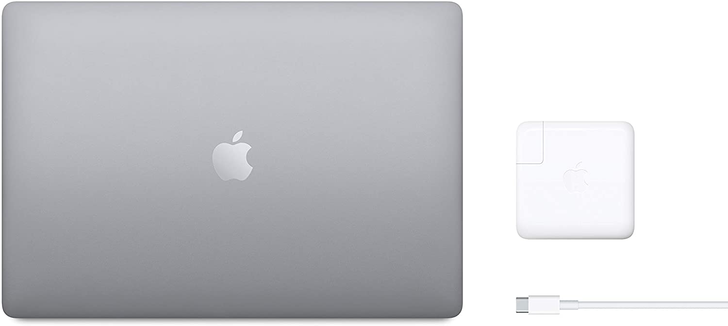 "Apple MacBook Pro 2019 - 16"" Intel Core i9, 2.3GHz, 16GB RAM, 1TB SSD, UHD 630, Iris Plus Graphics 645, Mac OSX, MVVK2 - Gray"