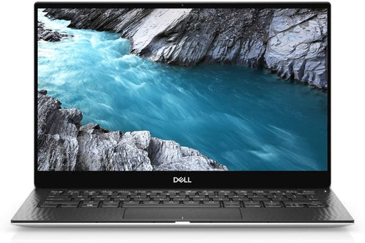 "Dell XPS 7390 - 13.3"" Touchscreen Laptop - Core i7-10510U, 16GB RAM, 512GB SSD, Intel UHD Graphics, Window 10, Eng-Arb KB - Silver Color"