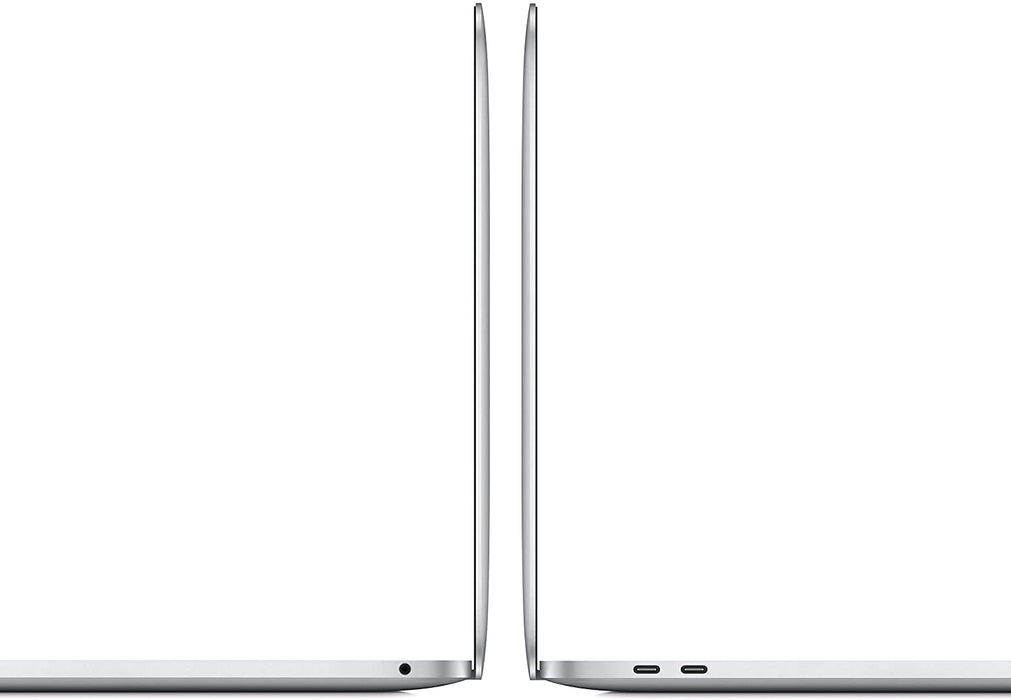 "Apple MacBook Pro 13"" - Intel i5-8th Gen, 1.4 GHz, 8GB RAM, 512 GB SSD, Intel Iris Plus Graphics 645, Mac OS X, Touch Bar & ID, MXK72 - Silver"