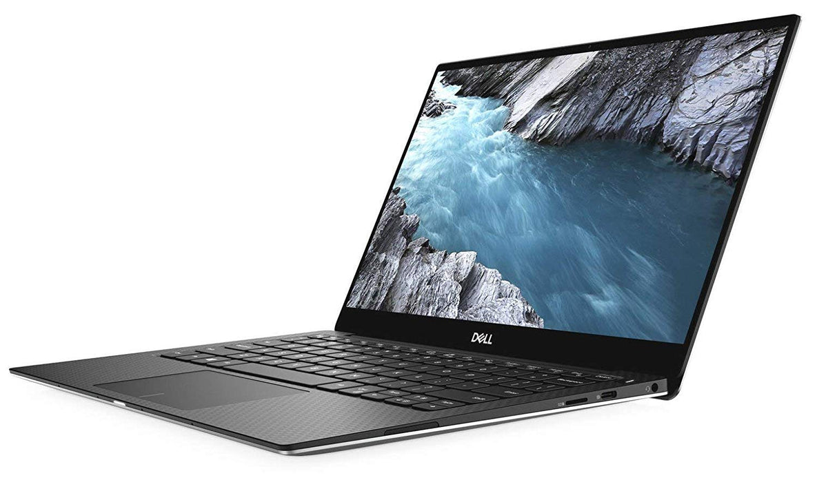 "Dell XPS 13 7390 Touchscreen Laptop - Core i5-1021U, 8GB RAM, 256GB SSD, 13.3"" FHD, Windows 10 - Silver"