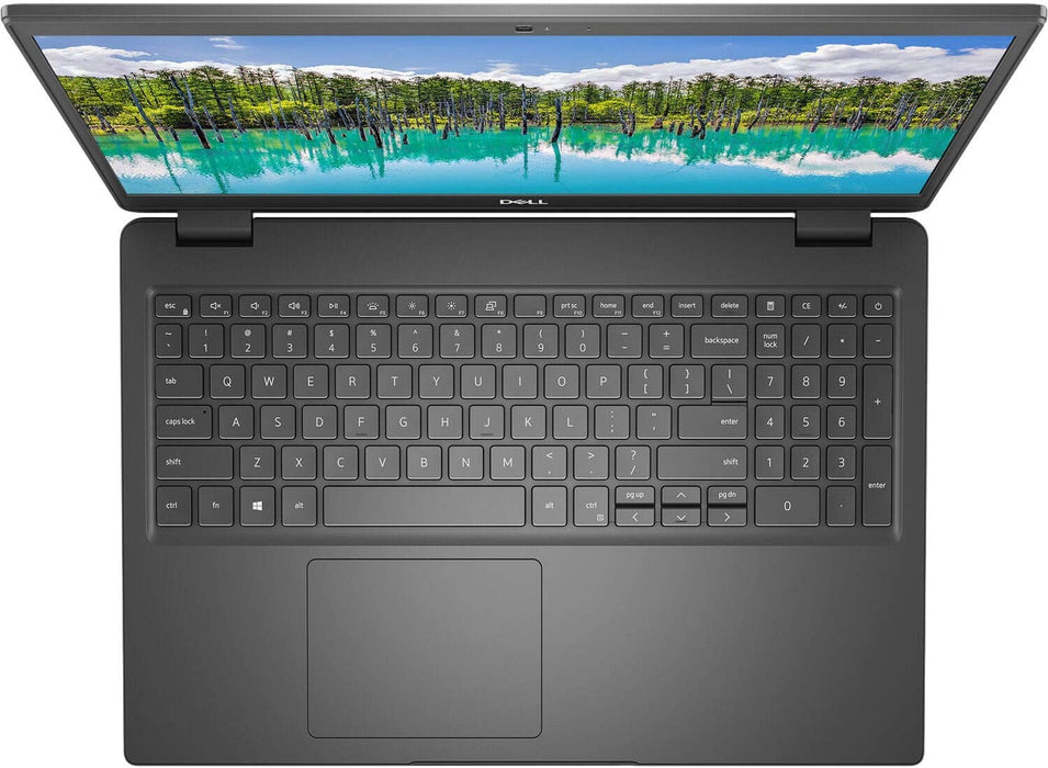 "Dell Latitude 3510 - 15.6"" Core i7-10510U, 8GB RAM, 256GB SSD, 1920 X 1080 FHD, UHD Graphics, Windows 10 Pro - Gray"