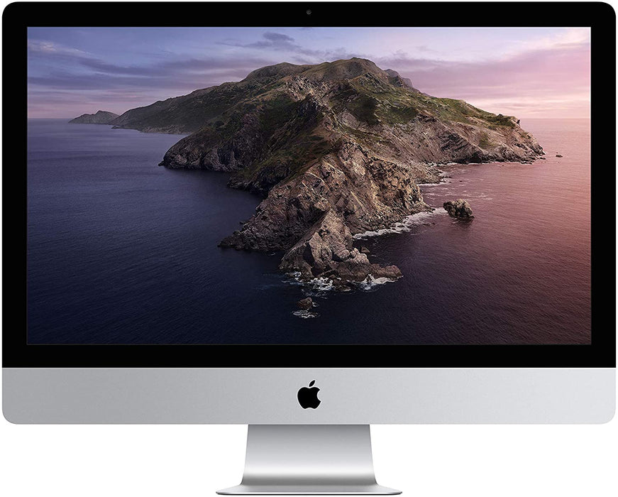 Apple iMac MRR12 (2019) Desktop - Intel Core i5, 3.7Ghz, 27-Inch Retina 5K, 2TB Fusion Drive, 8GB VGA-Radeon Pro 580X, Eng-KB, macOS, Silver - International Version