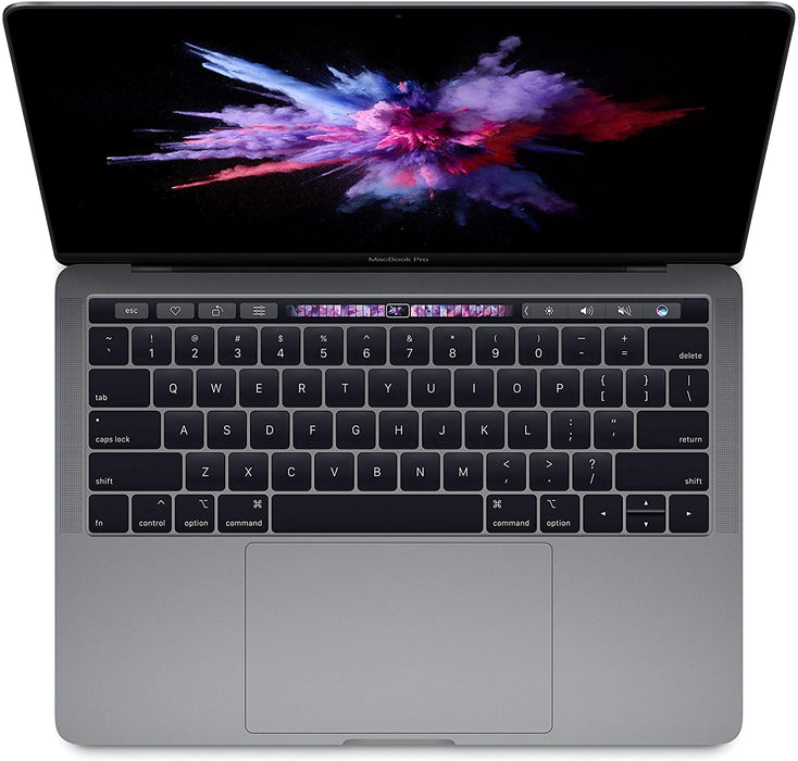 "MacBook Pro 2019 Model - 13"" Intel Core i5, 2.4GHz, 8GB RAM, 256GB SSD, Touch Bar, 4 Thunderbolt 3 Ports - Space Grey"