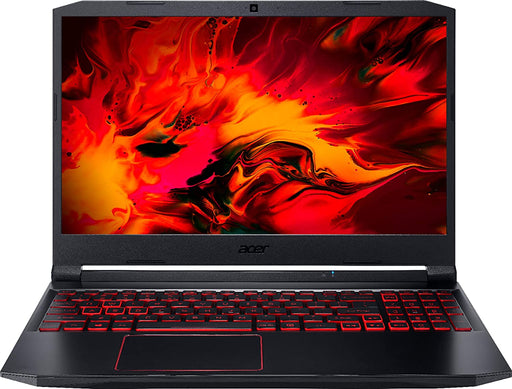 "Acer Nitro 5 Gaming Laptop - 15.6"" Full HD, Core i5-10300H, 8GB RAM, 256GB SSD, NVIDIA GeForce GTX 1650 4G, Windows 10 - Obsidian Black"