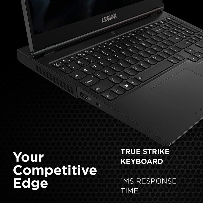 "Lenovo Legion 5 Gaming Laptop - 15.6"" FHD 