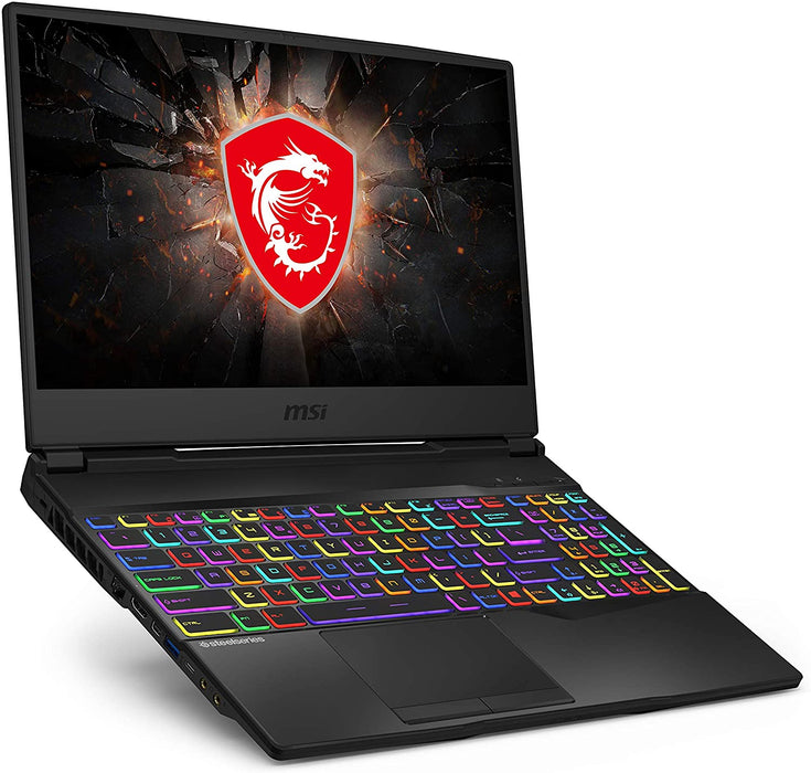 "MSI GL65 Leopard Gaming Laptop - 15.6"" FHD @ 144Hz, Intel Core i7-10750H, 16GB RAM, 512GB SSD,  8GB NVIDIA GeForce RTX 2070, 10SFK-062US - Windows 10"