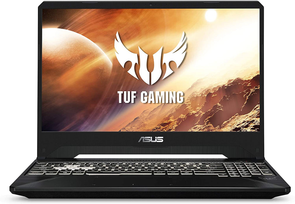 "ASUS TUF Gaming Laptop - AMD Ryzen 7 R7-3750H | 8GB RAM | 256GB SSD | 6GB GTX 1660 Ti | 15.6"" FH Display @ 120Hz 