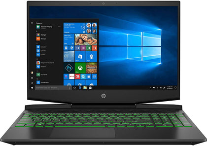 HP Pavilion Gaming Laptop - Intel Core i5-9300H, 8GB RAM, 256GB SSD, NVIDIA GTX 1650 4GB Graphics, 15.6