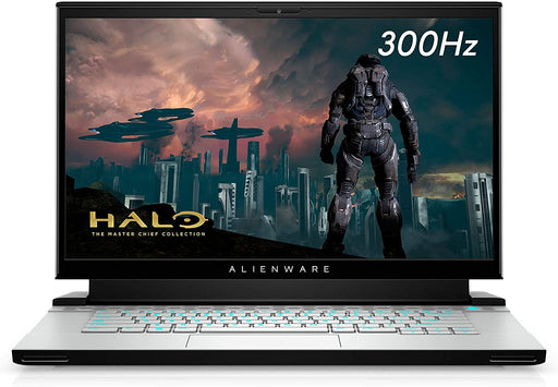 "Alienware M15 R3 15.6"" Gaming Laptop - Core i7-10750H, 16GB RAM, 1TB SSD, 300Hz, 8GB Nvidia GeForce RTX 2070, AlienFX RGB Keyboard - Windows 10"