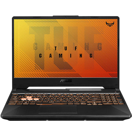 "ASUS TUF Gaming Laptop - 15.6"" 144Hz Full HD, AMD Ryzen 5 4600H, 8GB RAM, 512GB SSD, Nvidia GeForce GTX 1650 (FA506IH-AS53) - Windows 10 Home"