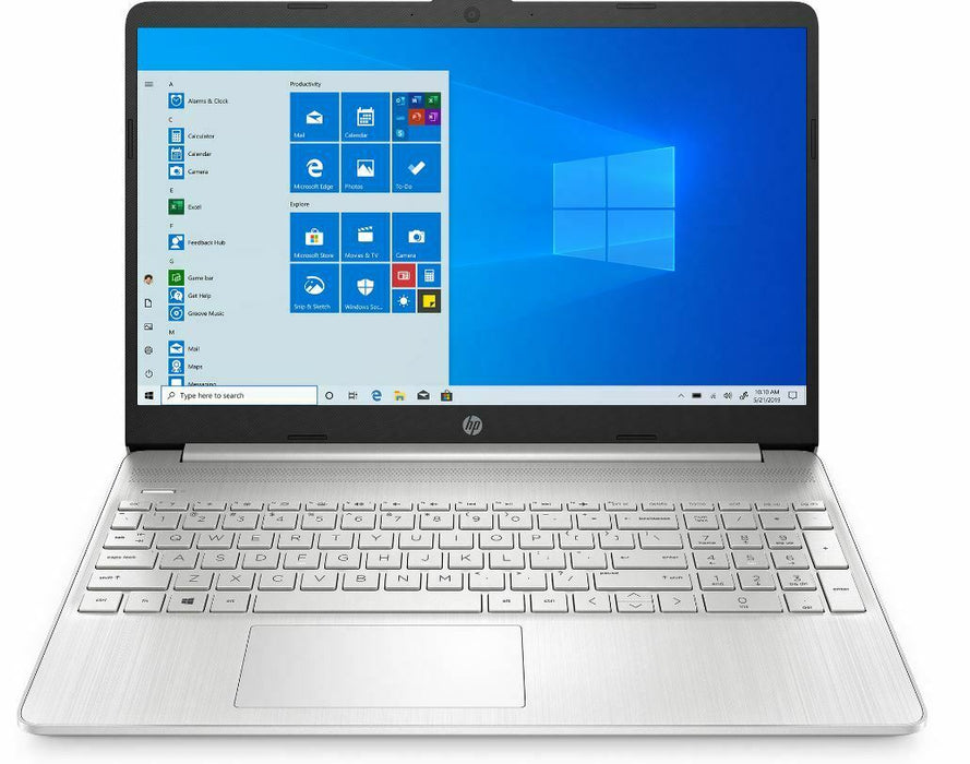 "HP 15-DY1059MS Touchscreen Laptop - 15.6"" Full HD - Core i5-1035G1, 12GB RAM, 256GB SSD, Intel® UHD Graphics - Windows 10 Home"