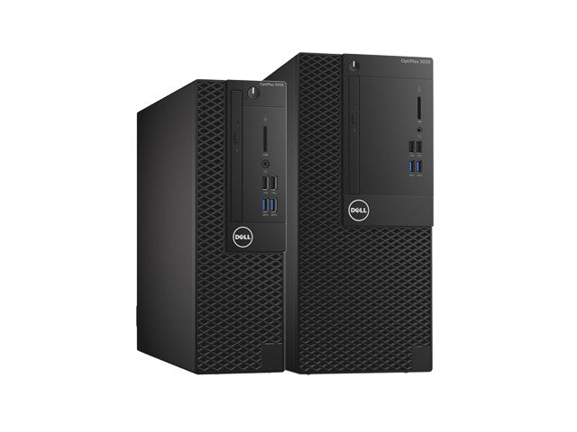 OptiPlex 3070 Mini Tower Intel Core i3-9100 1TB Ubuntu Linux 18.04