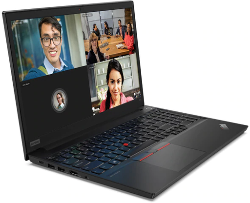 Lenovo ThinkPad E15 Business Laptop - i7-10510U, 8GB RAM, 1TB HDD, AMD Radeon RX 640 2GB Graphics, 15.6″ FHD - DOS