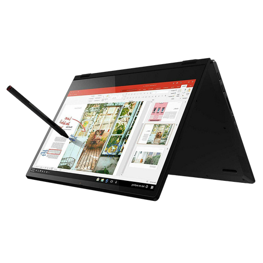 "Lenovo Flex 14 Convertible 2-in-1 Laptop - 14"" FHD Touchscreen, AMD Ryzen 5 3500U, 12GB RAM, 256GB SSD, Windows 10 Home - Onyx Black"