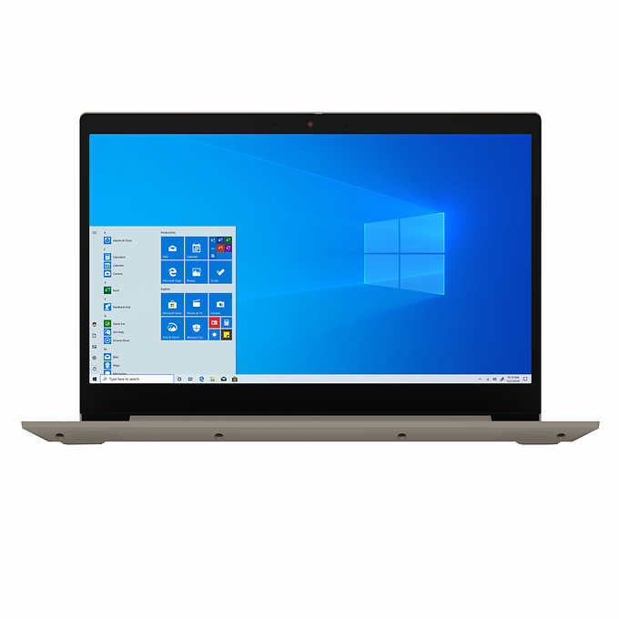 Lenovo IdeaPad 3 Touchscreen Laptop - 15.6