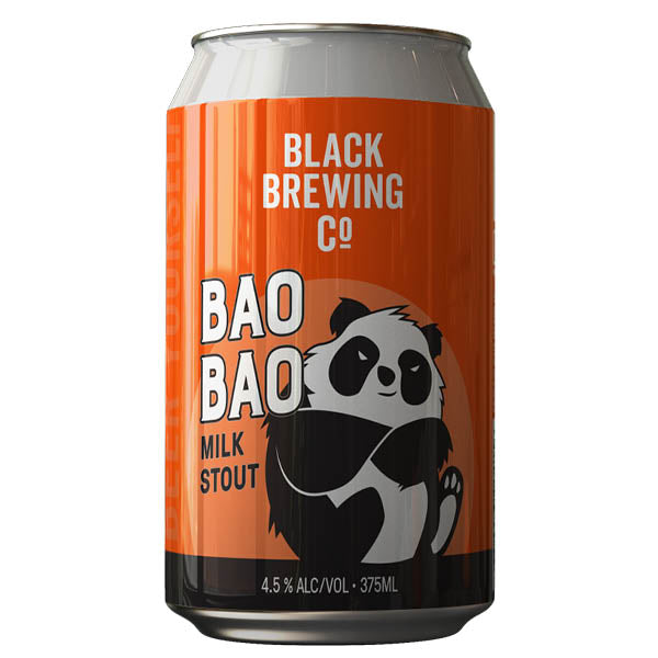 Black Brewing Co Bao Bao Milk Stout