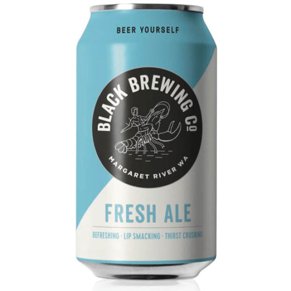 Black Brewing Co Fresh Ale Beer