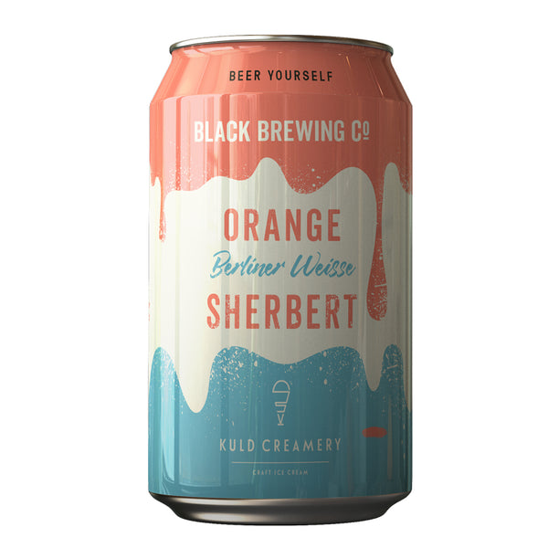 Orange Sherbert Berliner Weisse