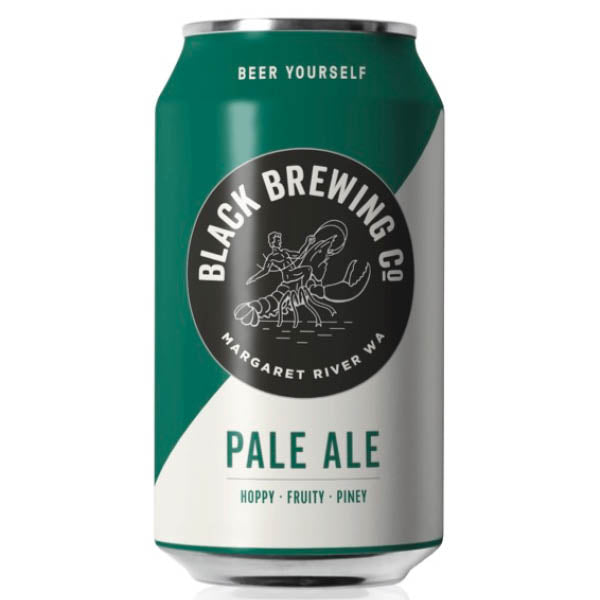 Black Brewing Co Pale Ale Beer