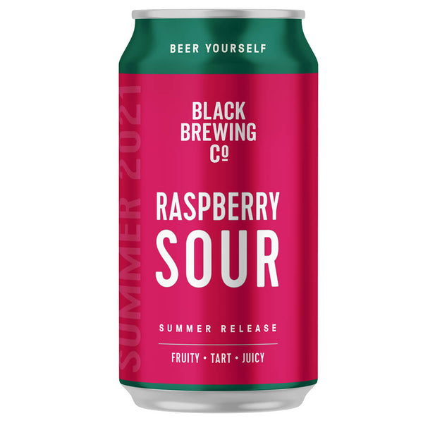 Black Brewing Co Raspberry Sour