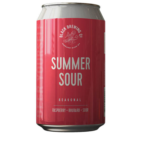 Black Brewing Co Summer Sour
