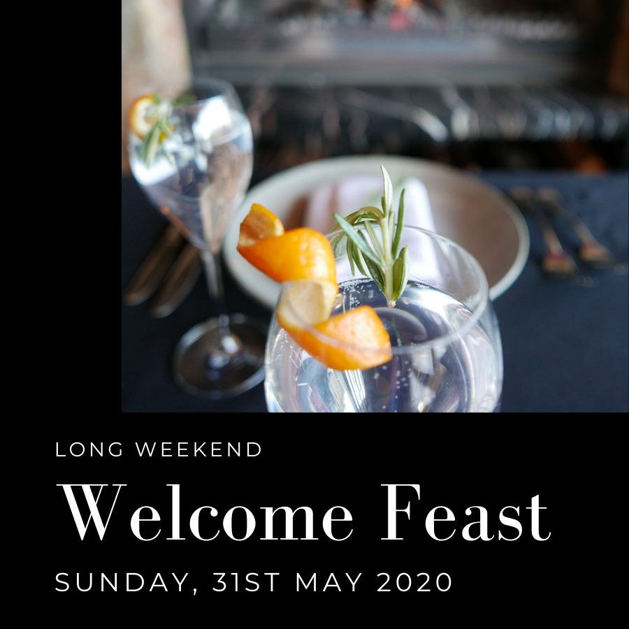 SUNDAY, 31 MAY 2020 - WELCOME BACK FEAST