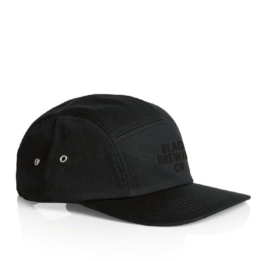 Black Brewing Co 5 Panel Cap B