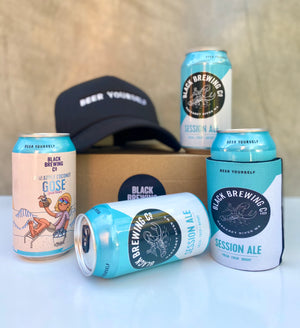 Beer Gift Box with hat