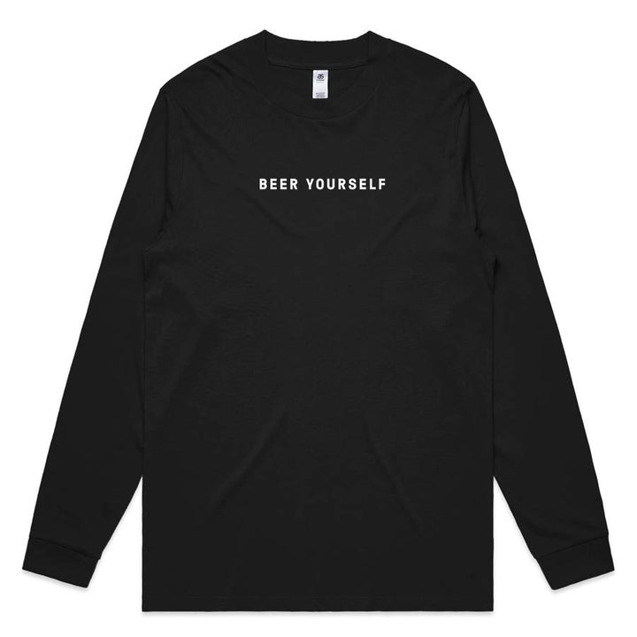 Black Brewing Co Beer Yourself Long Sleeve
