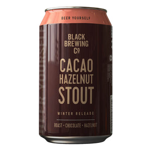 Cacao & Hazelnut Winter Stout