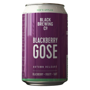 "Blackberry Gose - ""She's NOT Apples"" can"