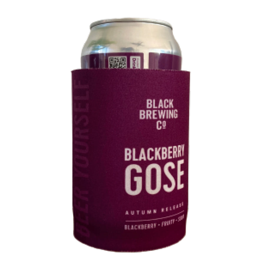 Black Brewing Co Gose Stubby Holder